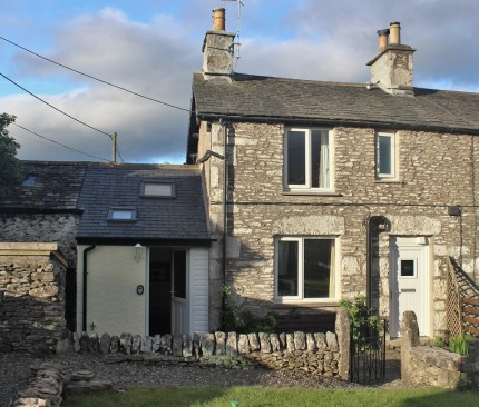 Limestone Cottage front 3